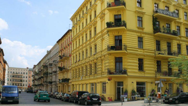 Altbau Berlin Gebäudeversicherung